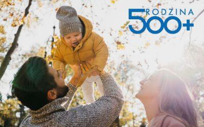 Nowe wnioski o wypłatę świadczenia 500 plus dostępne od 1 lutego 2021